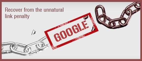 Remove Unnatural link