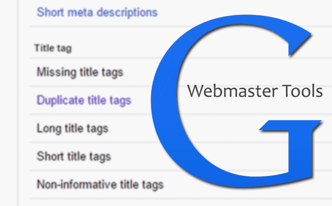 fix duplicate tittle tag in webmaster tool wallpaper