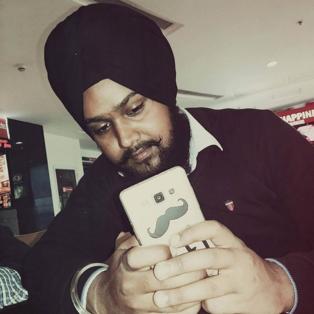 harvinder Singh sharry hoto
