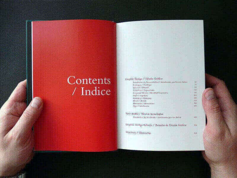 index of book