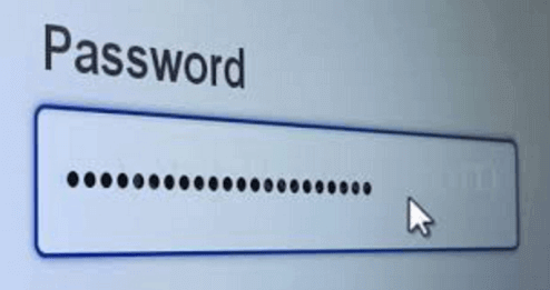 Use strong password for wordpress