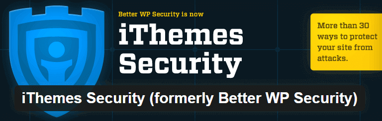 itheme security plugin