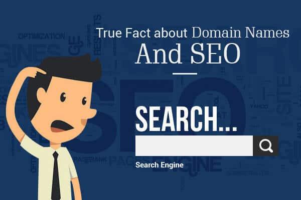 seo domain name