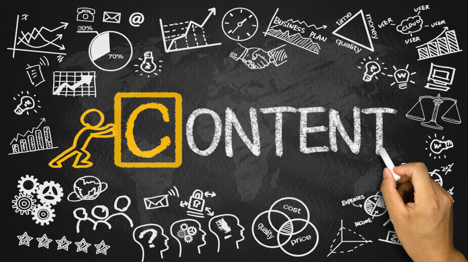 seo optimised content strategy