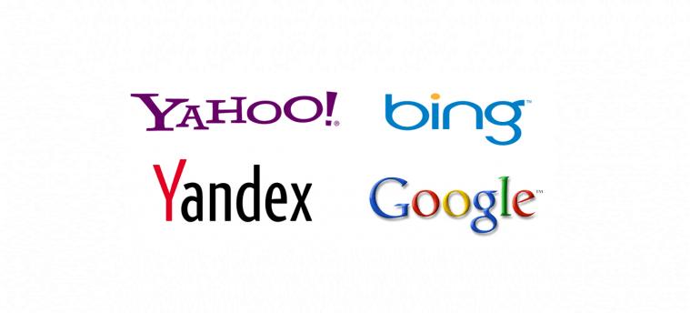 bing yandex google yahho search engine