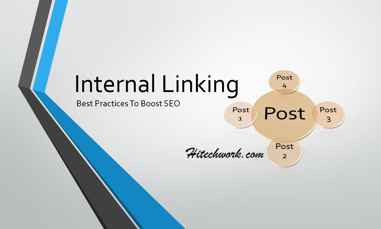 internal link best praticles