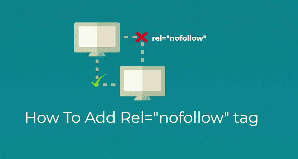 add rel follow tag