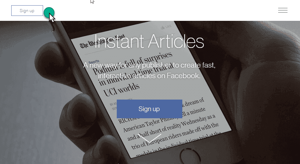 Facebook Instant Articles Tutorial