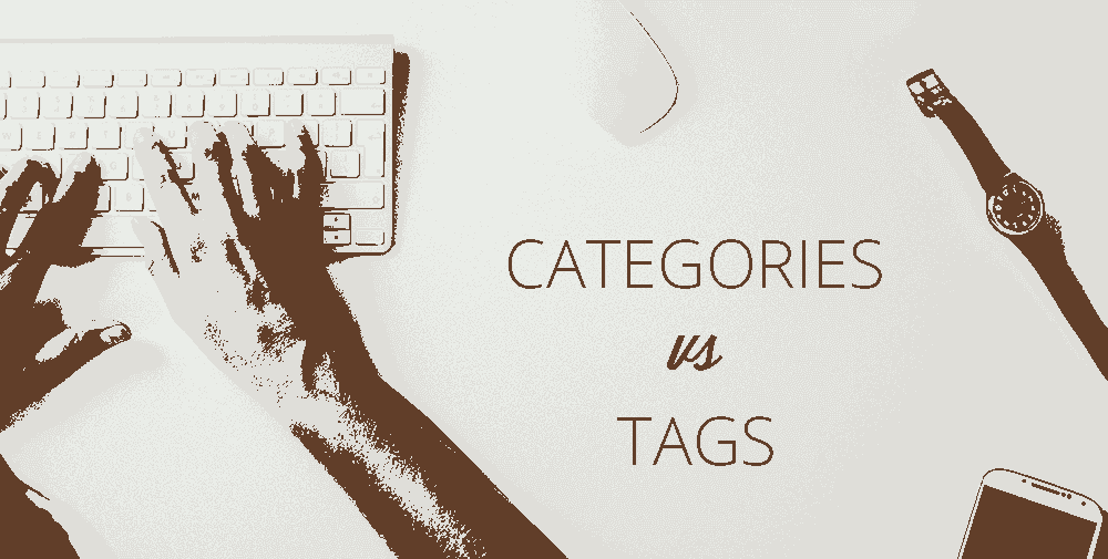 category and tags in wordpress