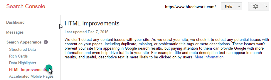 HTML Duplicate Tar=g