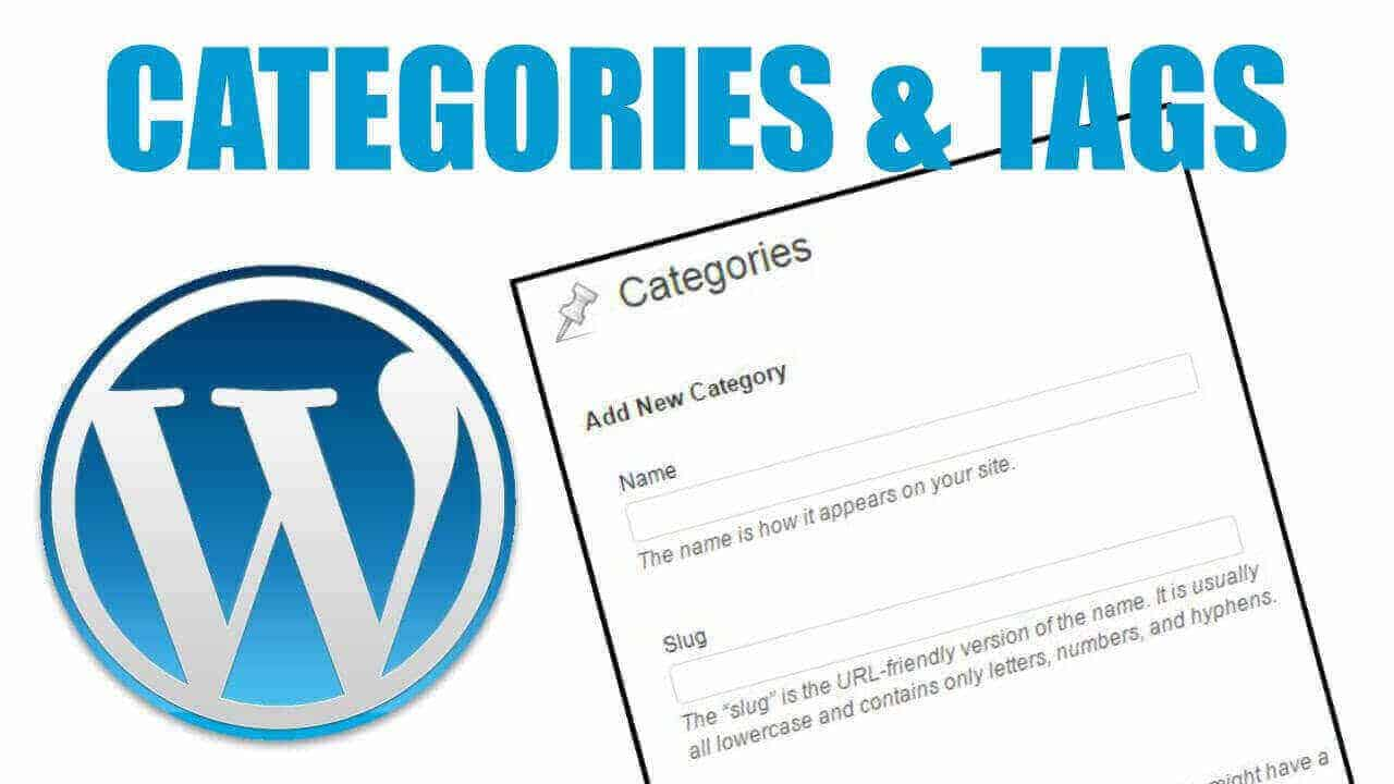 WordPress Categories Vs Tags! What's Difference? How To SEO Optimize It