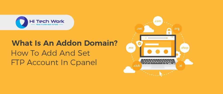 What Is An Addon Domain