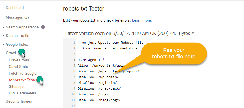 wordpress robots txt file how to create configure and optimized it