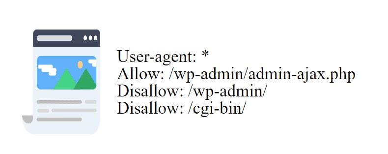 wordpress robots txt file