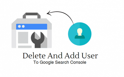 How To Delete And Add User To Google Search Console