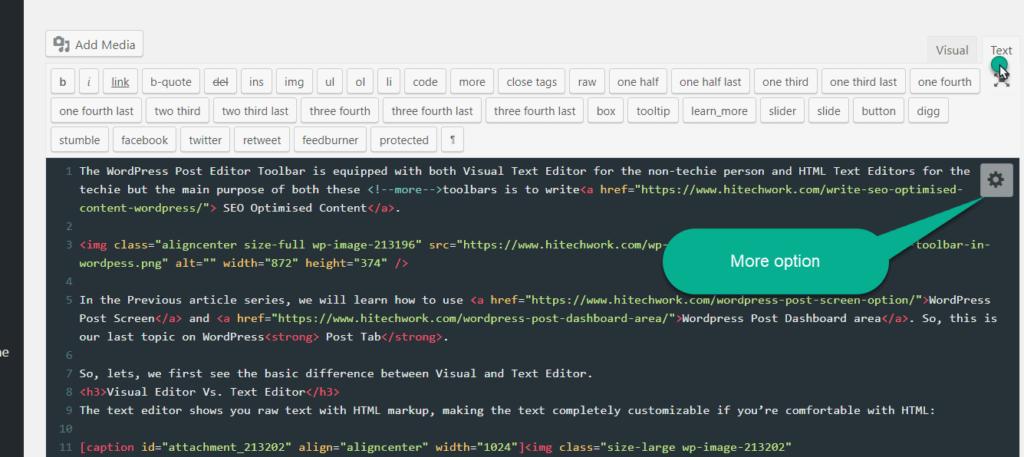 Text Editor Mode