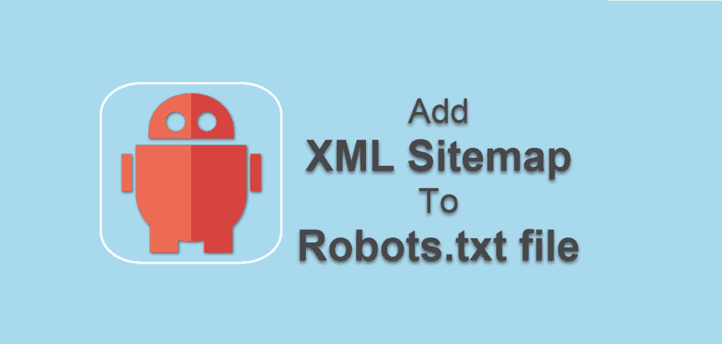 how to download edit and add sitemap to robots txt file
