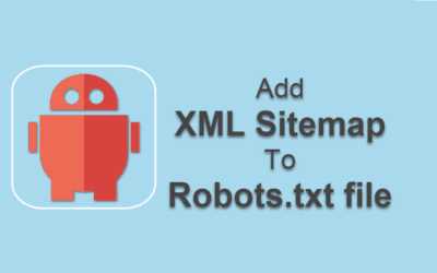 How To Download, Edit And Add Sitemap To Robots txt file