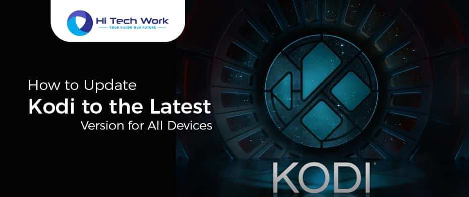 Current Kodi Version