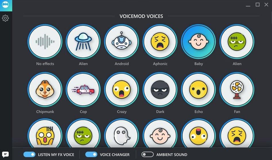 VoiceMod - Voice Changer