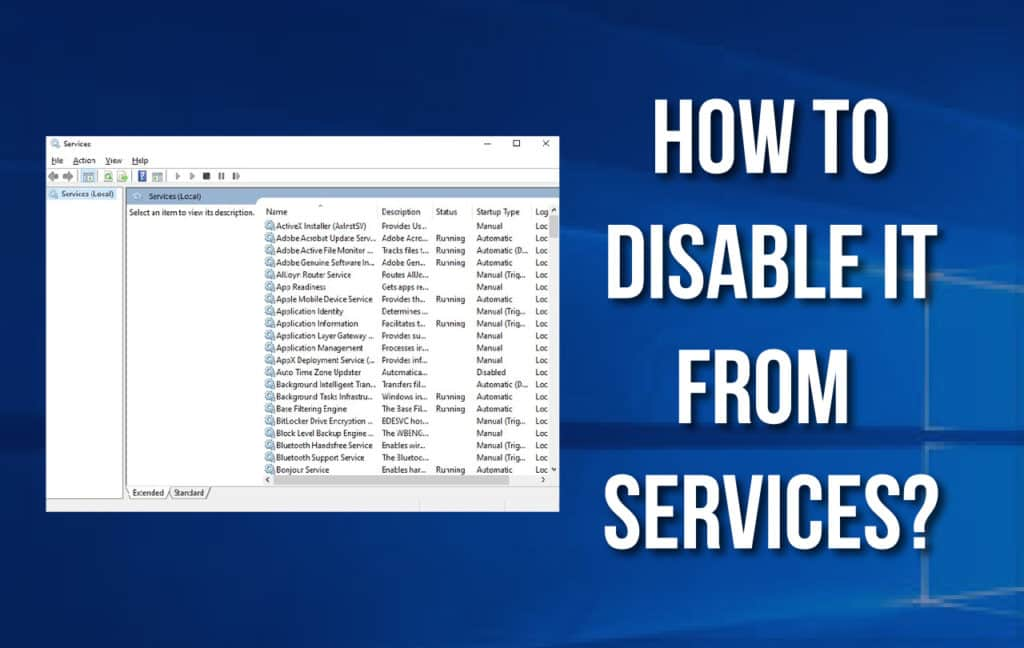 Windows Service Host Superfetch
