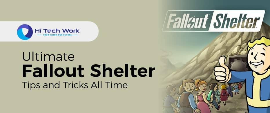 Fallout Shelter Game Tips