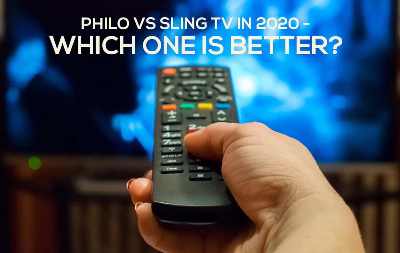 Philo Tv Vs Sling Tv