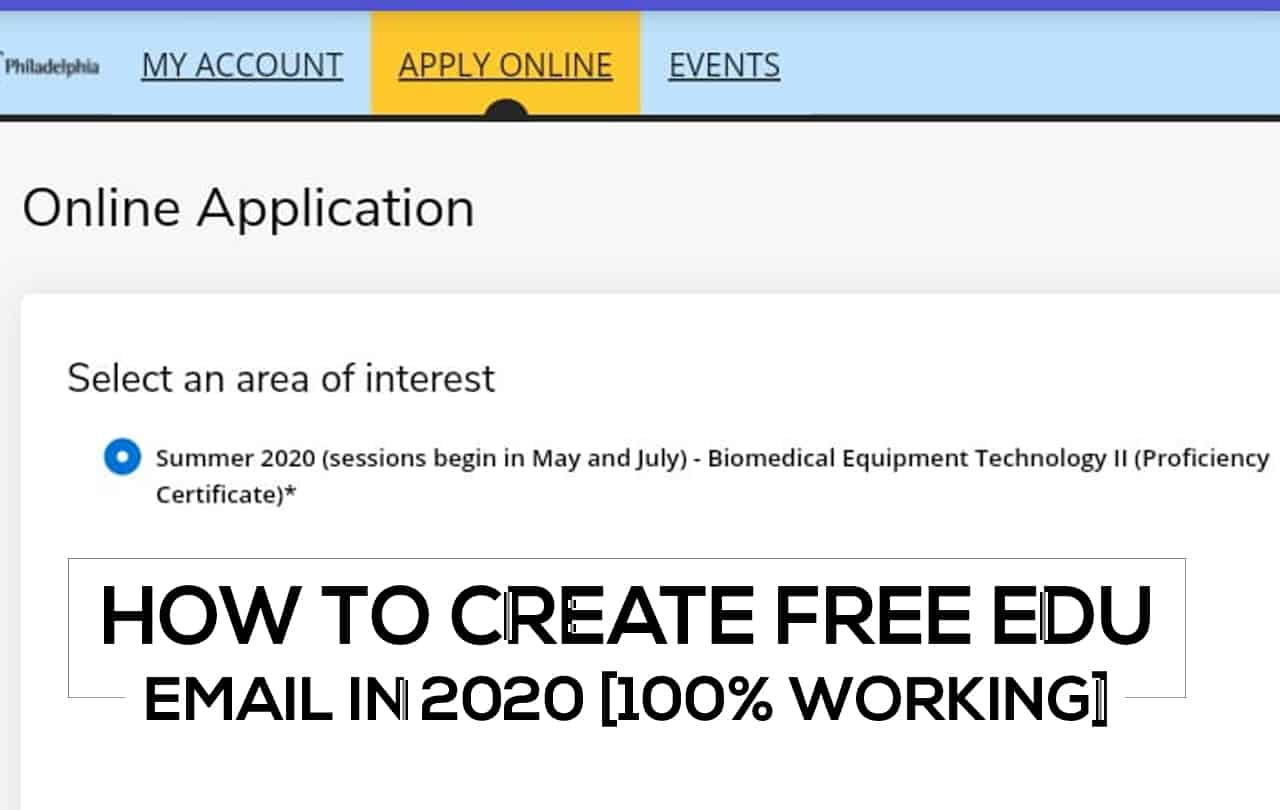 How to Create FREE Edu Email in 2020 [100% Working]