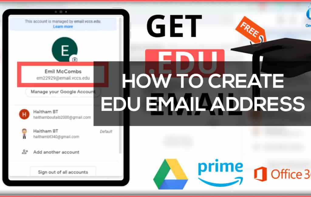 how can i create a free email account