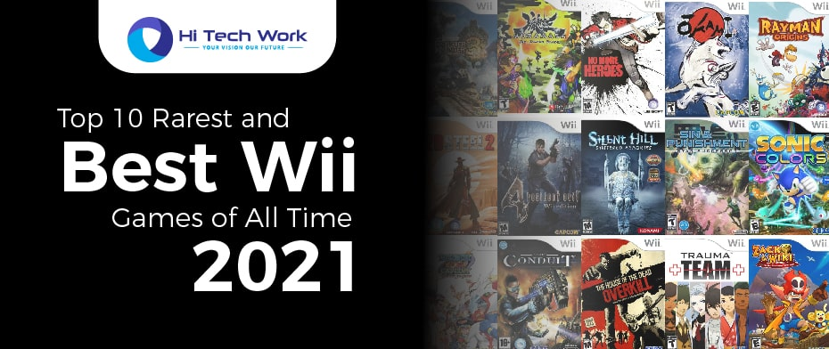 Best Games For Wii