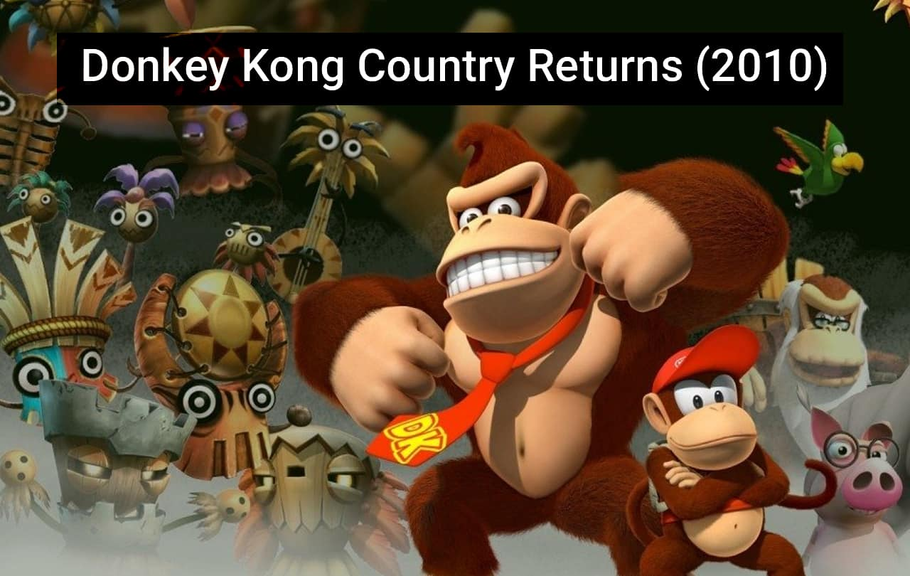 Donkey Kong Country Returns (2010)