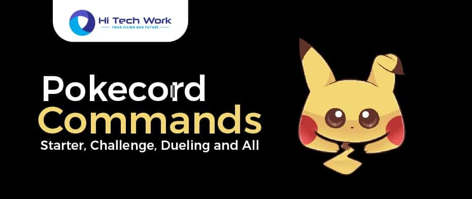 discord pokecord commands