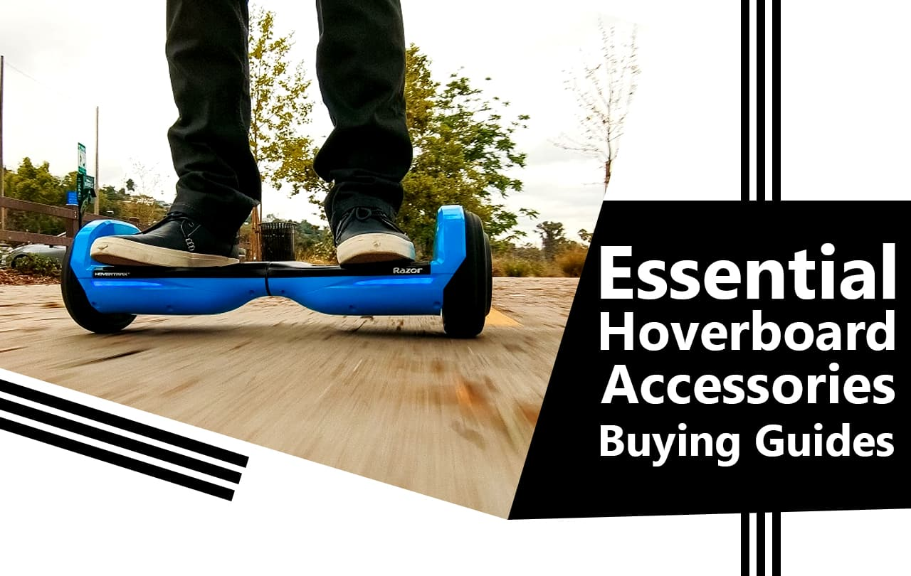 hoverboard segway accessories