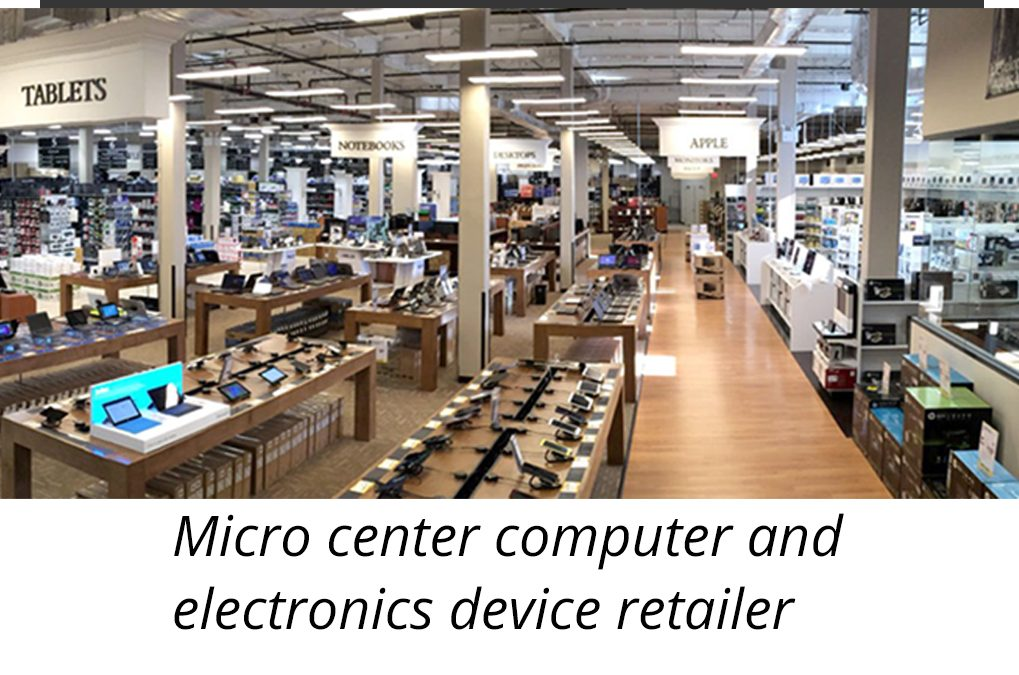 Micro Center – Computers and Electronic Device Retailer