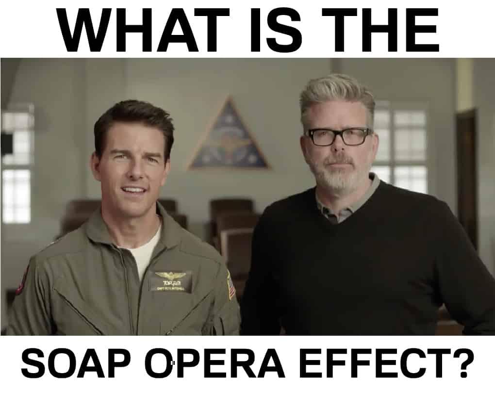 Soap Opera Effect Samsung