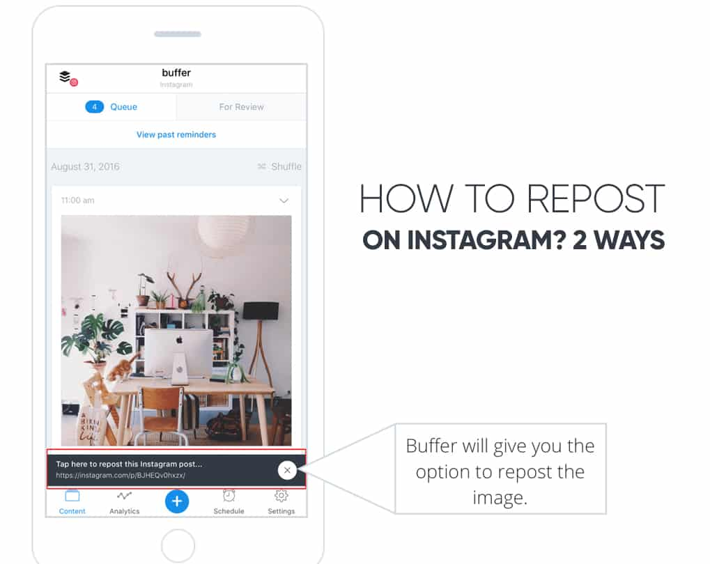How To Repost A Story On Instagram