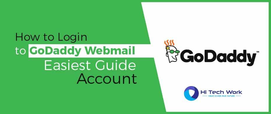 Godaddy Secure Webmail Login