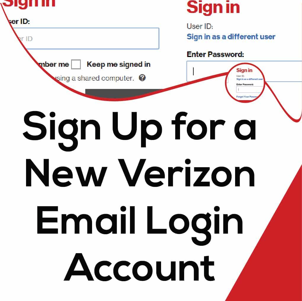 Verizon Aol Email Login