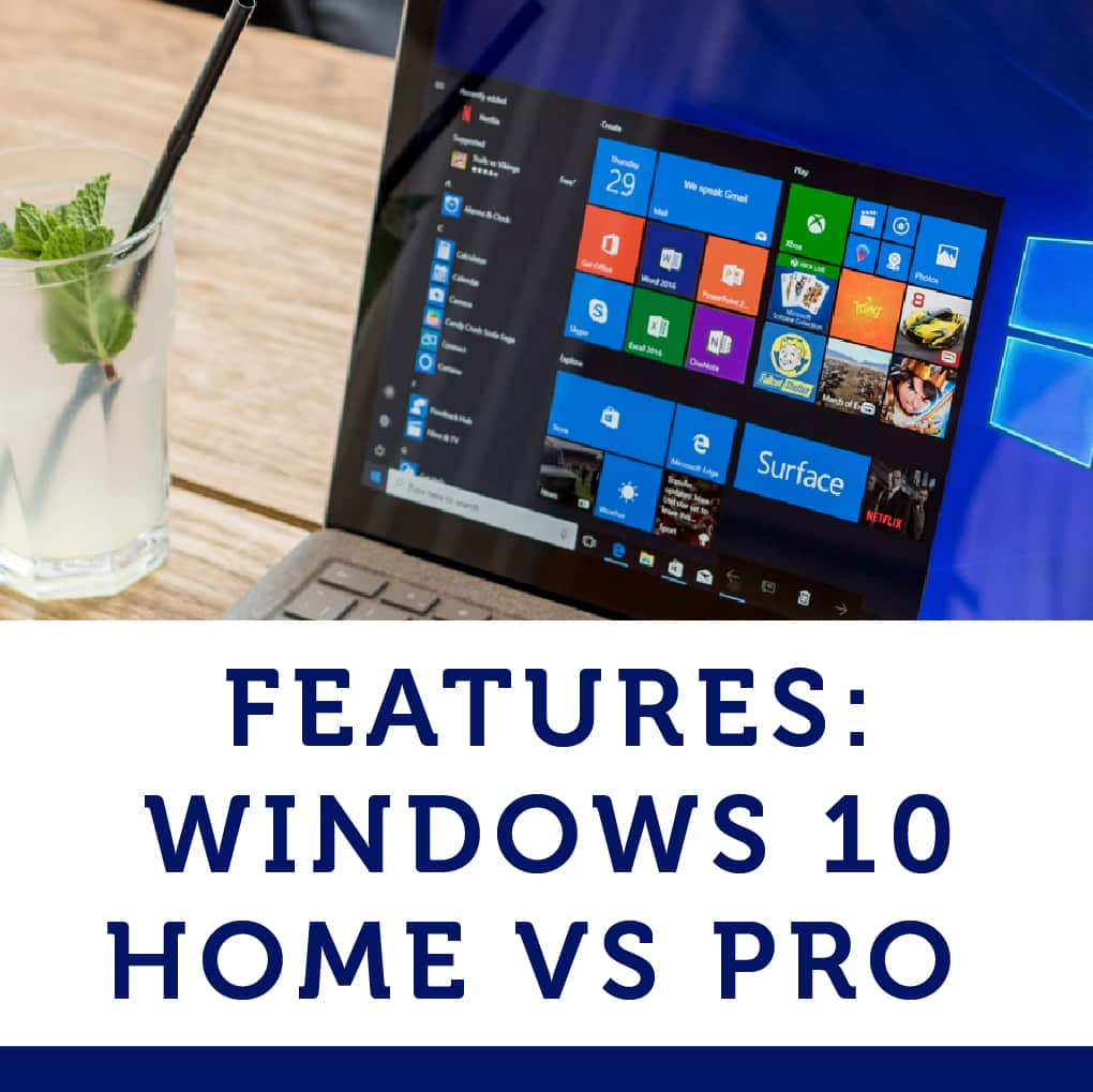 Windows 10 Home Vs Pro For Gaming