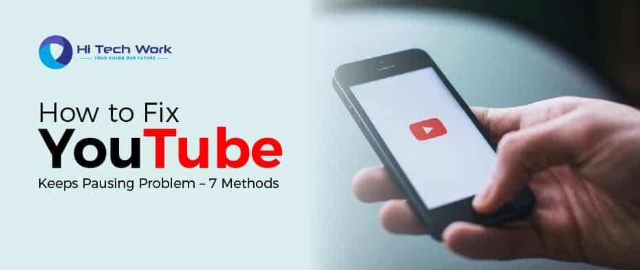 Youtube App Keeps Pausing