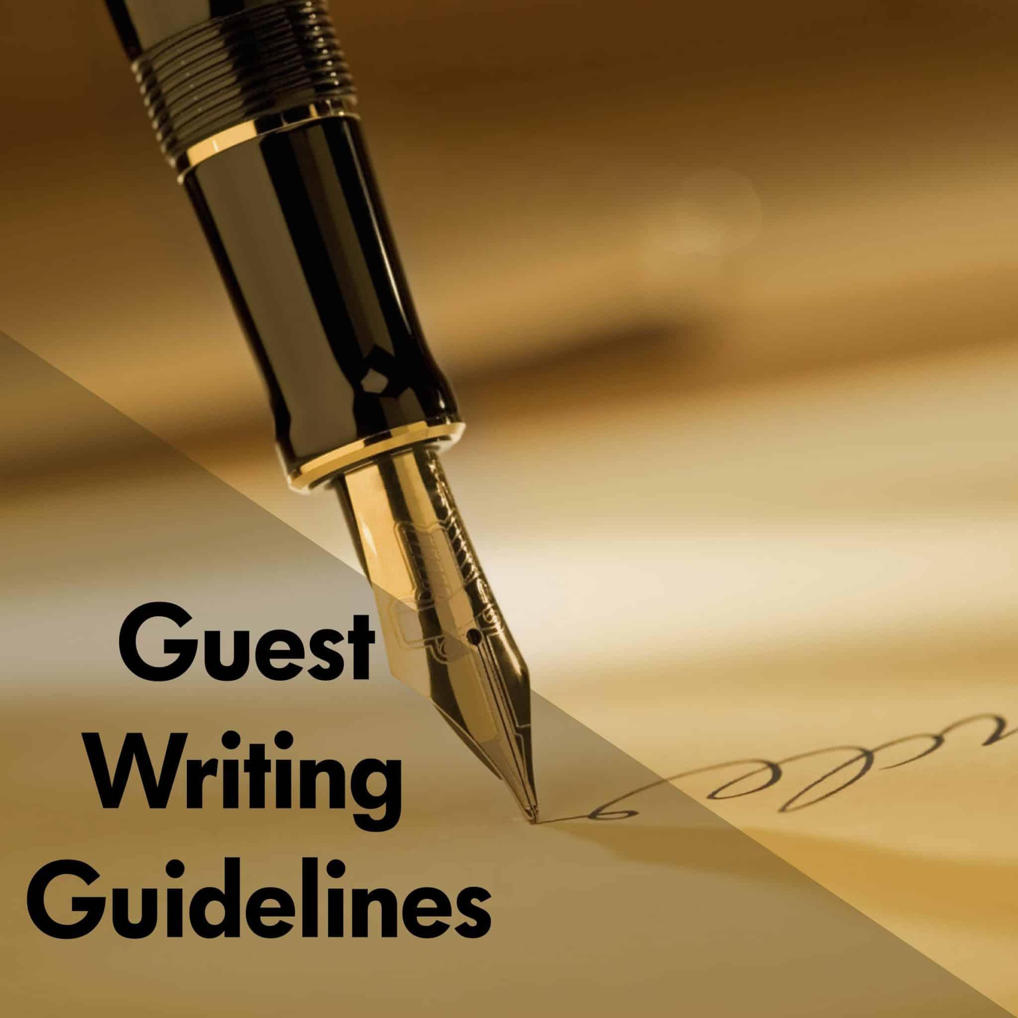 guestpost guidelines