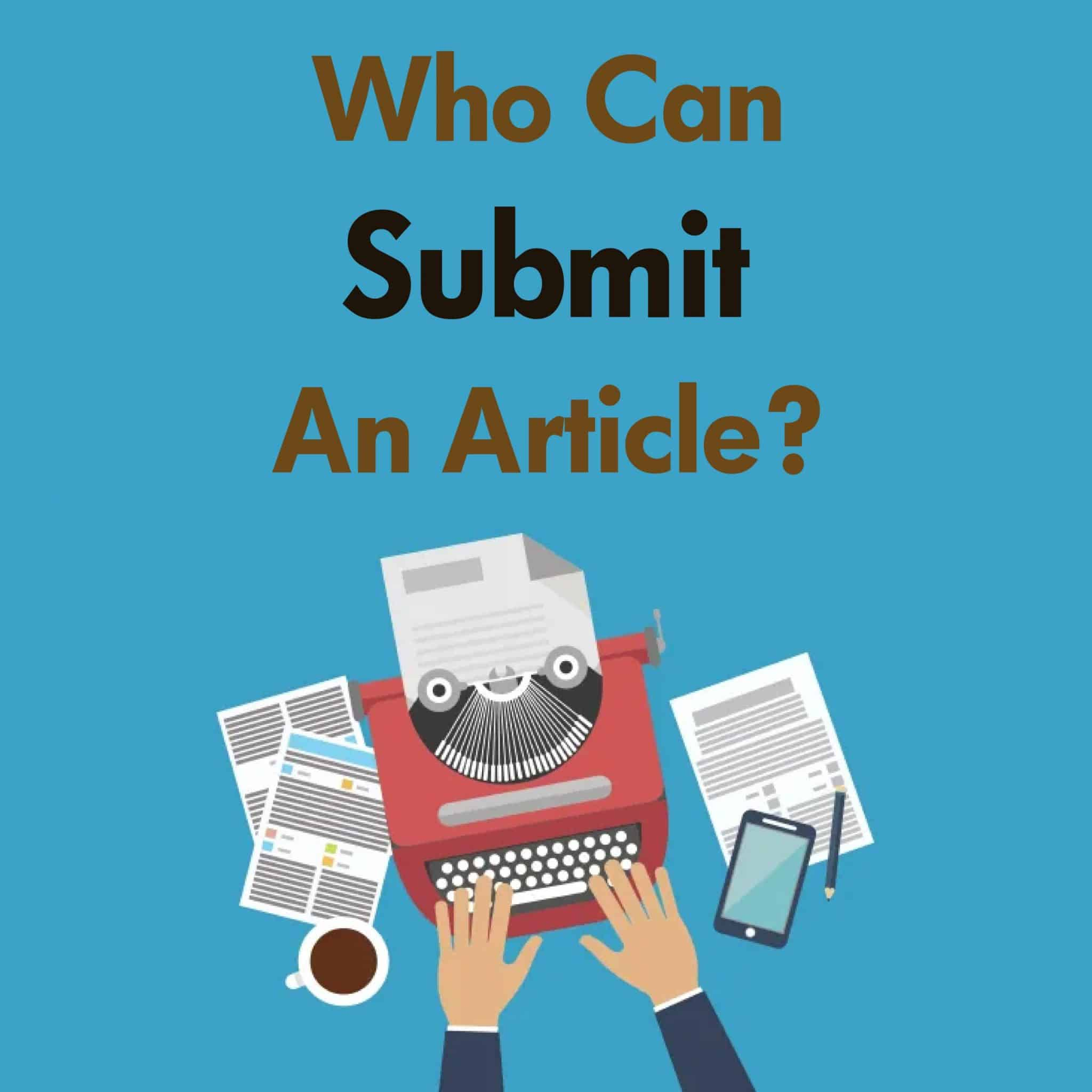 article submit 1
