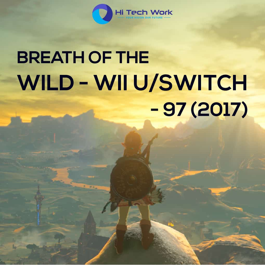 Breath of the Wild - Wii USwitch - 97 (2017)
