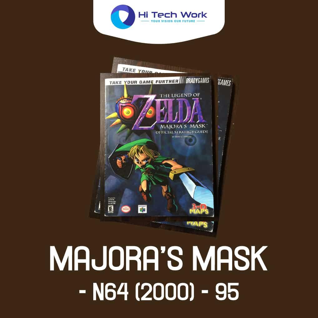 Majora's Mask - N64 (2000) - 95