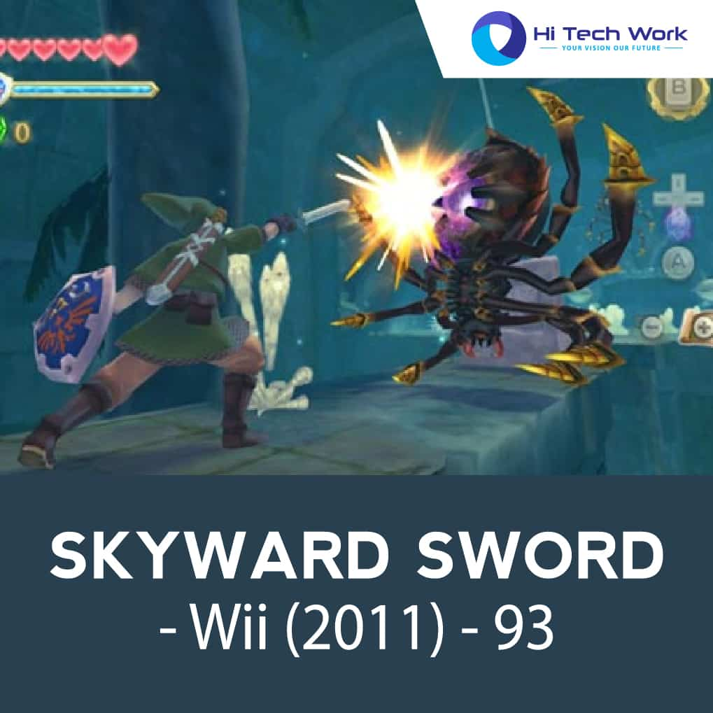 Skyward Sword - Wii (2011) - 93