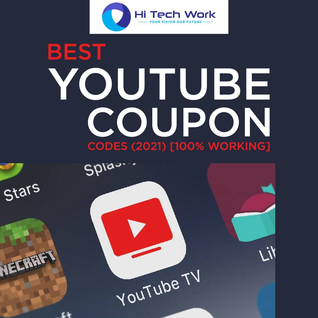 Youtube Coupon Code
