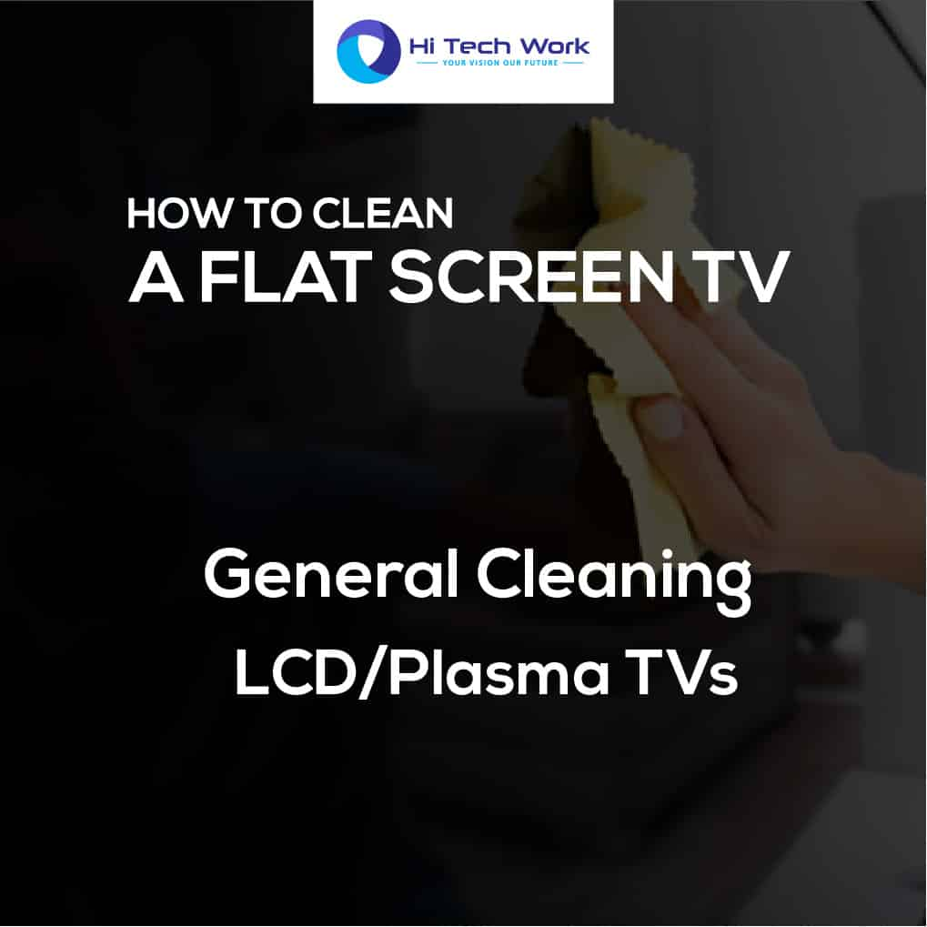 How To Clean An Lcd Tv Screen