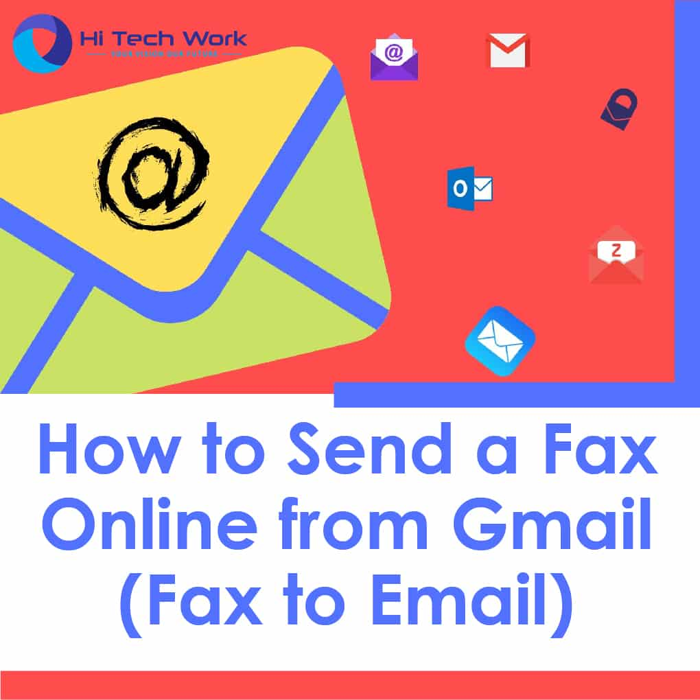 How To Fax From Email