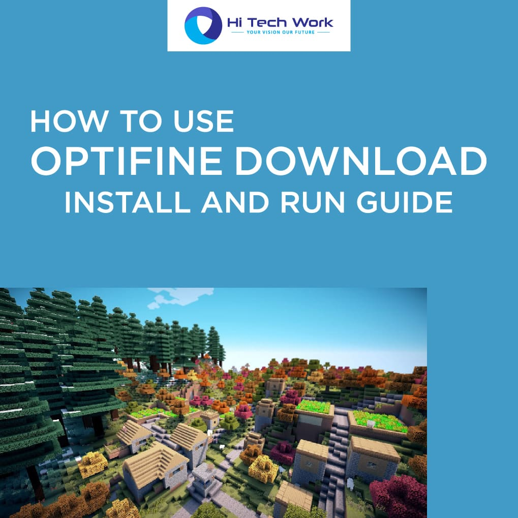 How To Use Optifine