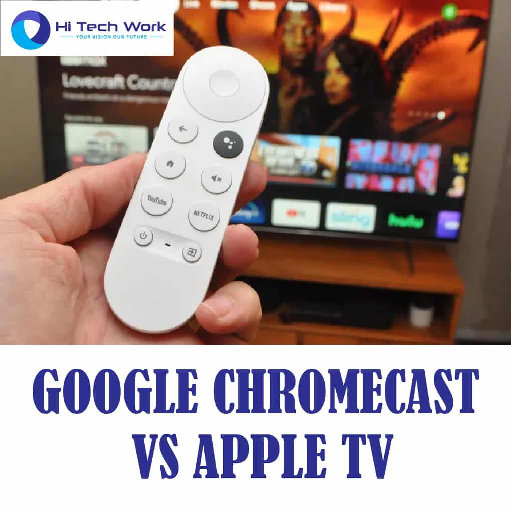 apple tv vs chromecast